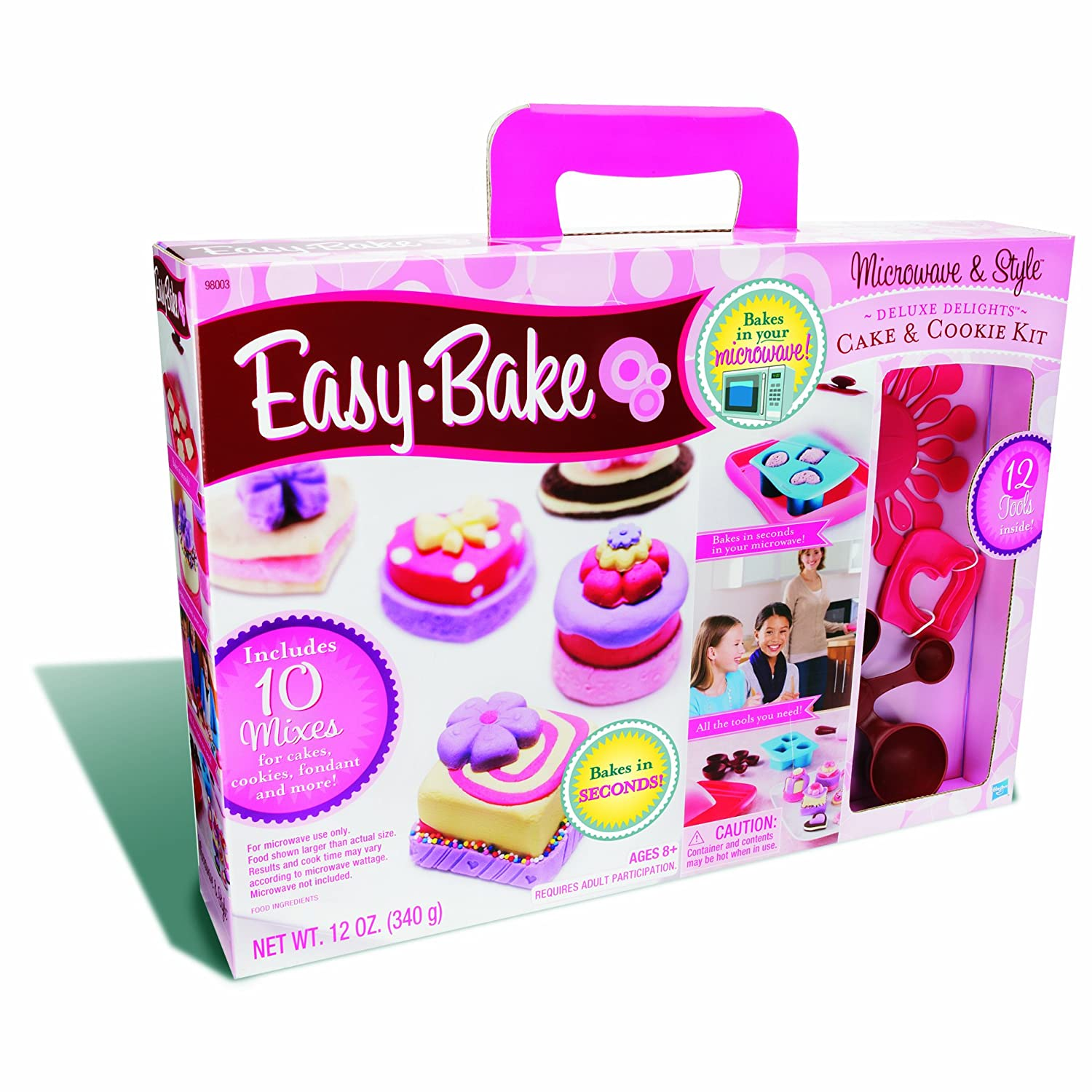 Mixes for easy bake ultimate oven recipes
