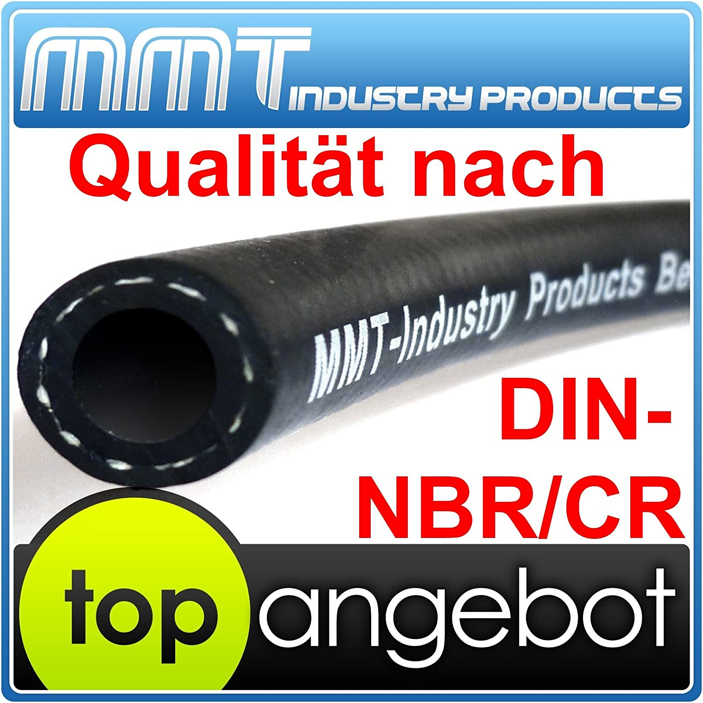 Mini-Widerhaken 10 St/ück Sourcingmap/® M5 Au/ßengewinde auf 2,2 mm Pneumatikschlauch