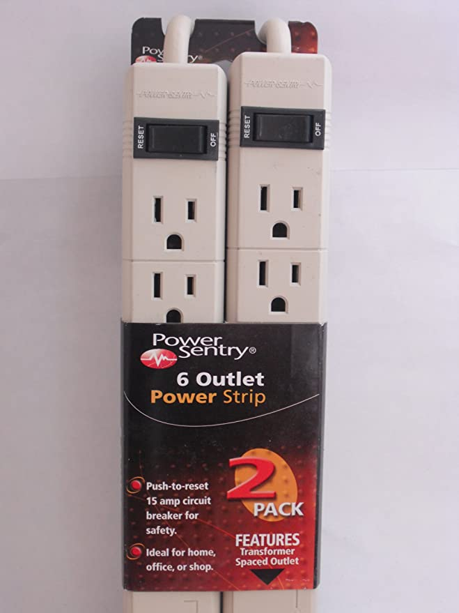 Review POWER SENTRY 6 OUTLET