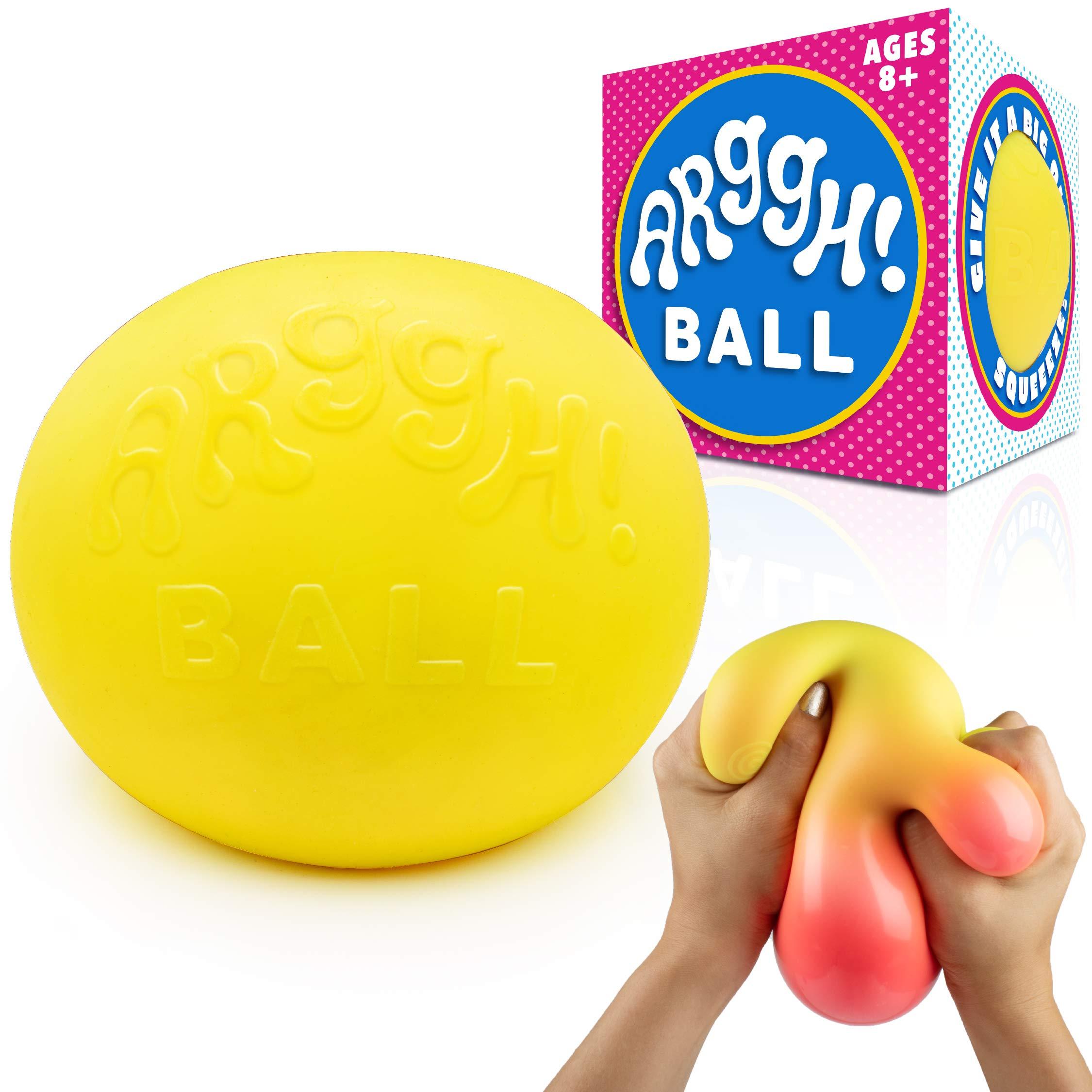 Giant Stress Gel Ball Super Soft Squishy Squeeze Stress Fidget