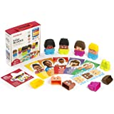 Miniland Emotiblocks, From Ages 2–6 Years, 1-6 Players, Social Awareness, Emotional Intelligence, Therapy Game…