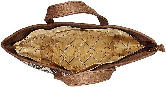 915cb66db72e Kanvas Katha Stylish Jacquard Tote Collection Women's Bag (Multi-Color):  Amazon.in: Shoes & Handbags