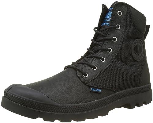 5285c43271 Amazon.com: Palladium Boots Pampa Sport Cuff WPN Waterproof Boots ...