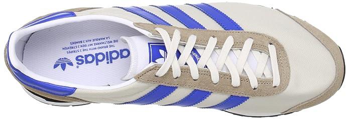 adidas Originals Marathon 85 Herren Turnschuhe Schuhe Off