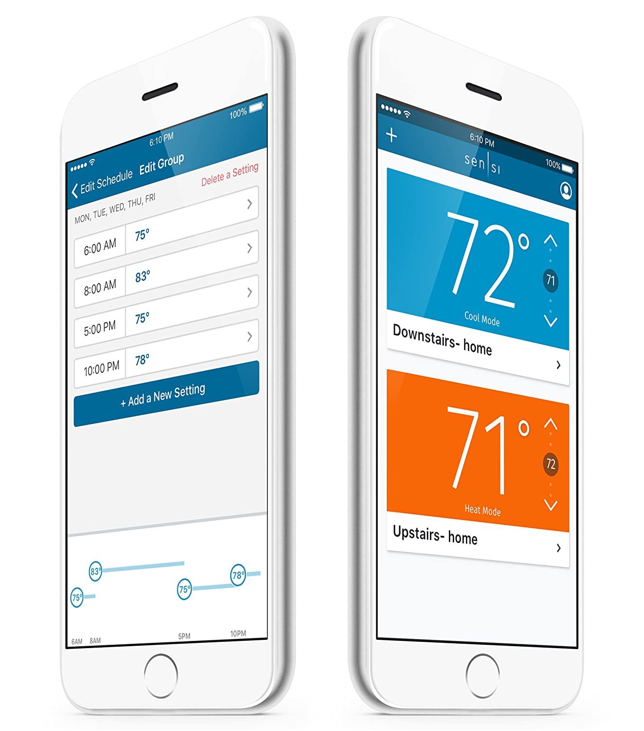 Best Wi-Fi Smart Thermostat Reviews for 2021 6