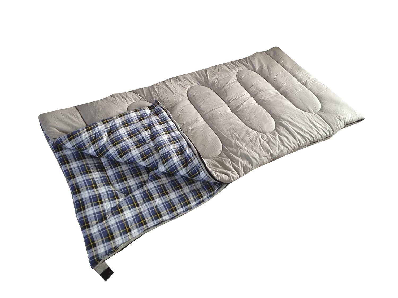 Kamp-Rite SB281 King Size Sleeping Bag, 0 degree B00KH03WR6