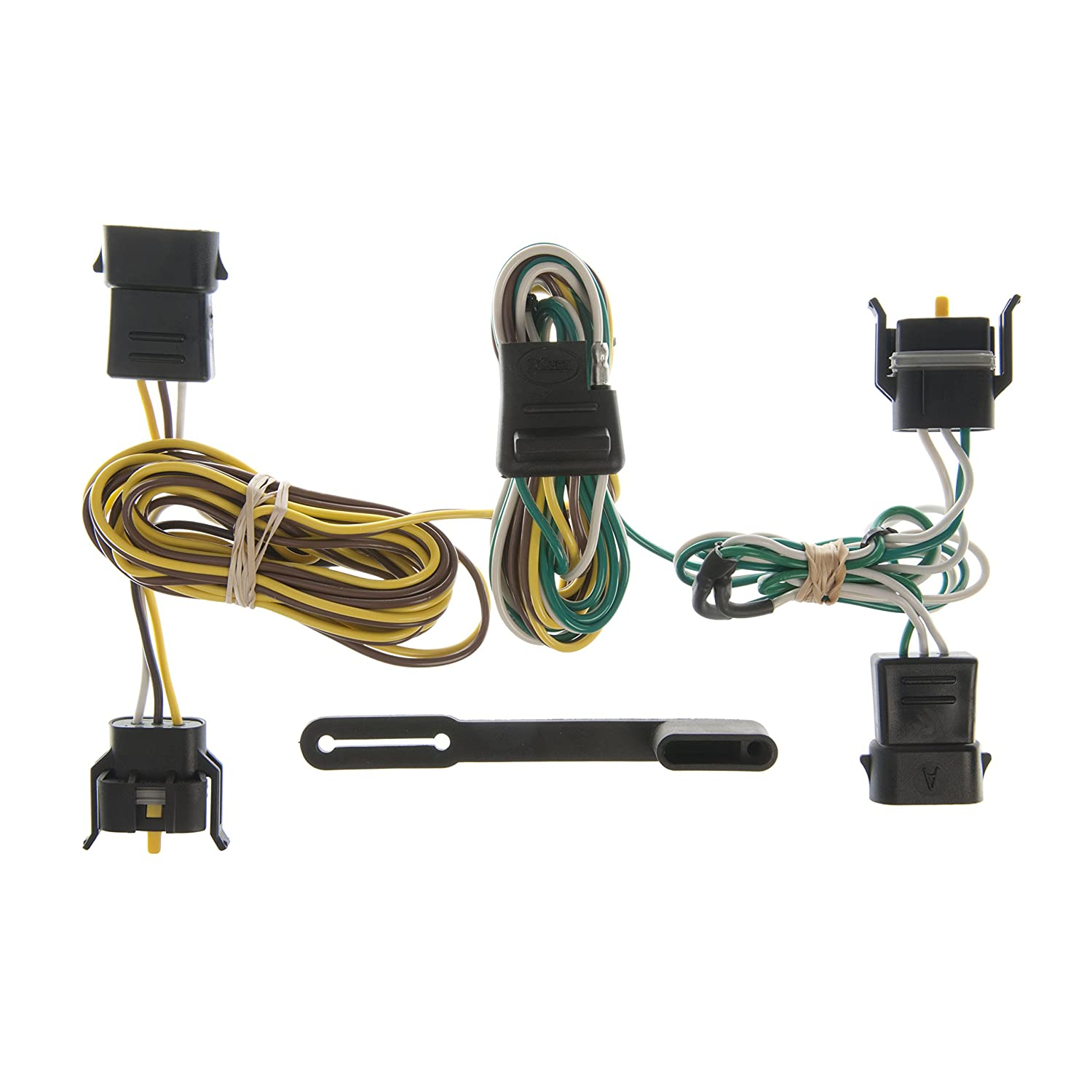 Curt Manufacturing 55344 Trailer Connector Automotive Drawtite Tconnector Wiring Harnesses Harness