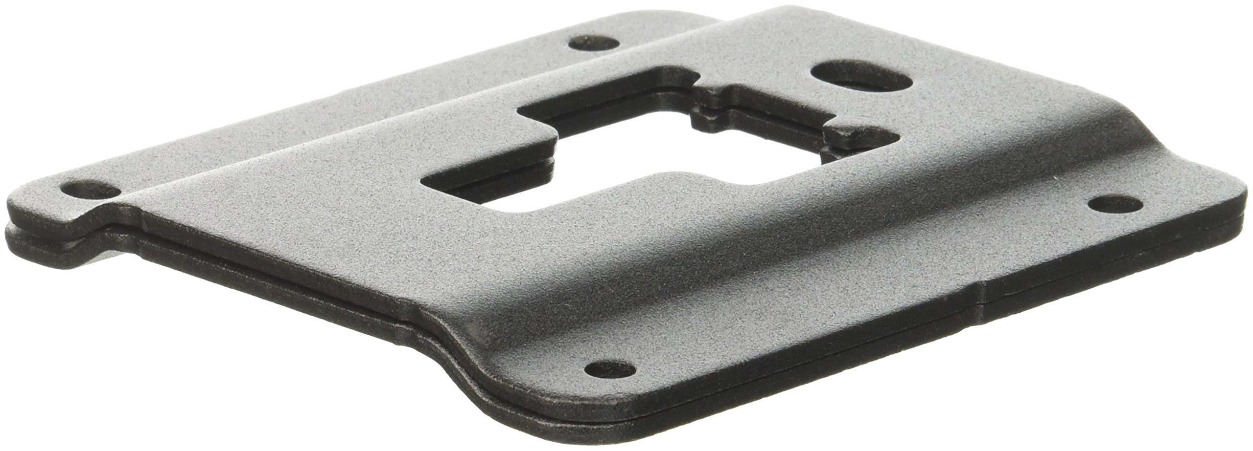 Genuine Ford FL3Z-9928408-AB Bed Load Hook Reinforcement Panel, Black by Ford