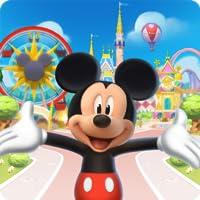 O Reino Mágico da Disney Construa um Parque Mágico
