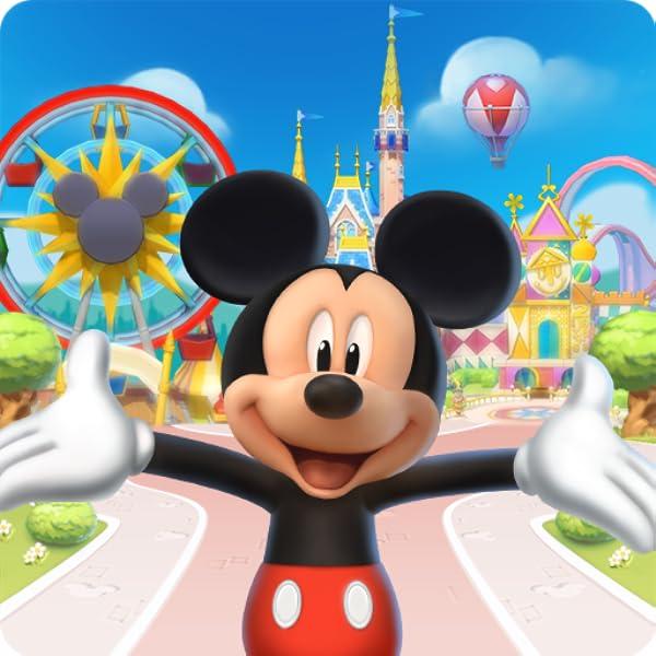 Disney Magic Kingdoms: ¡Crea Tu Parque Mágico!: Amazon.es: Amazon.es