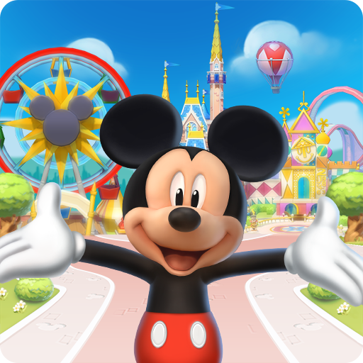 Disney Magic Kingdoms: Build Your Own Magical Park (Of Mice And Men Hopes And Dreams)