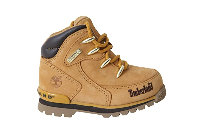 Timberland Euro Rock Hiker Wheat 3080R Boots for Toddlers