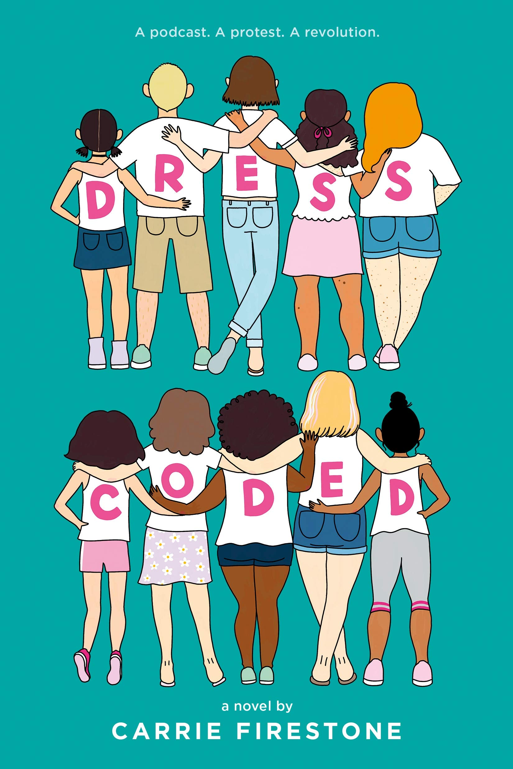 Dress Coded: Carrie Firestone: 9781984816436: Amazon.com: Books