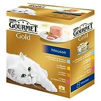 Gourmet - Alimento para Gato - Húmedo - Gold Mousse Pack Surtido 680 g