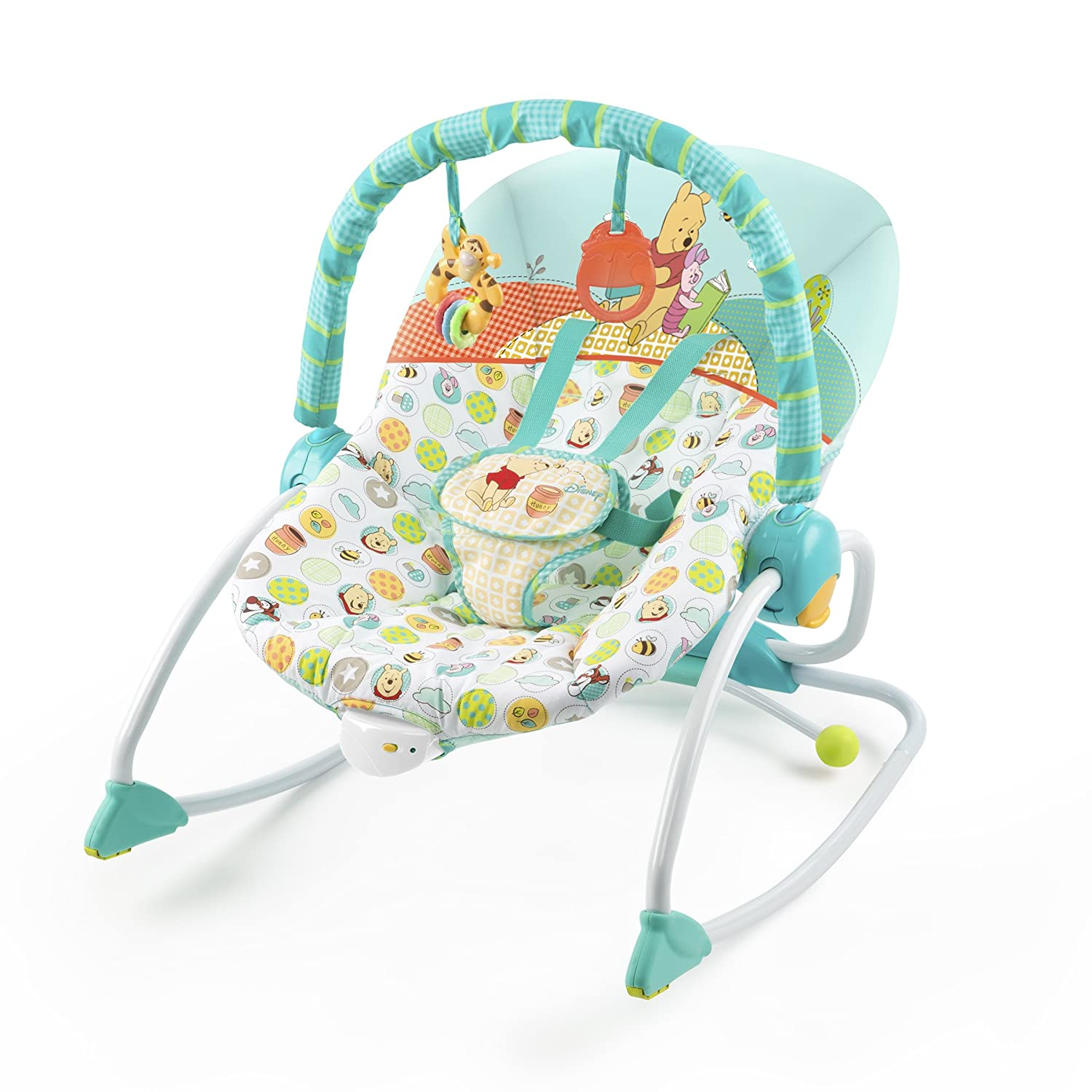 Amazon Disney Winnie The Pooh Baby To Big Kid Rocking Seat