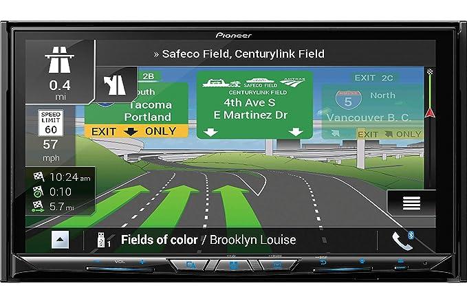 amazon com pioneer avic w8400nex dvd receiver cell phones Plantronics 8200 UC image unavailable