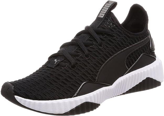 Puma Damen Defy WN's Fitnessschuhe, Schwarz Black White, 39