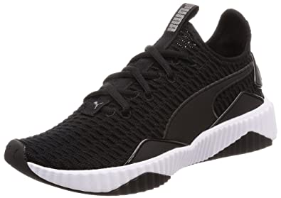 ea3971f9c63d Puma Women s Defy Wn s Black White Running Shoes-5 UK India (38 EU ...
