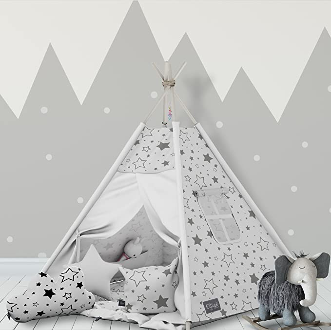 elfique-tipi-teepee-double-padded-cover