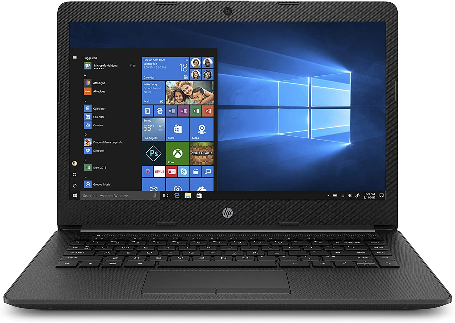 HP 14 Core i3 7th Gen
