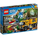 LEGO - 60160 - City Jungle Explorers - Laboratorio mobile nella giungla