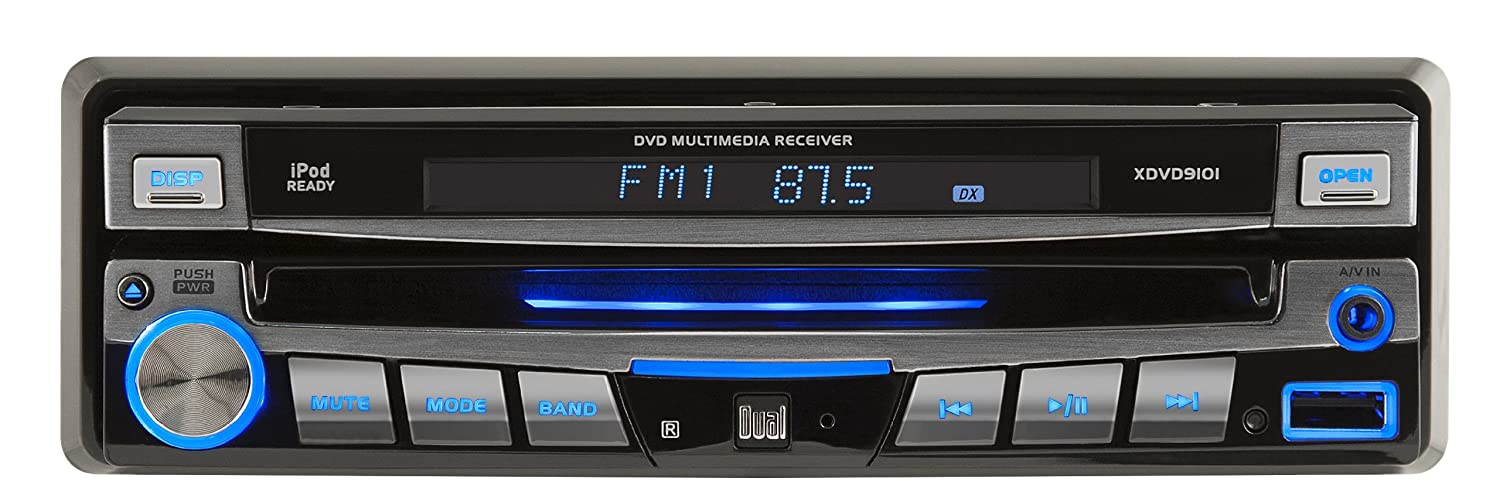 813rAq foBL._SL1500_ amazon com dual xdvd9101 am fm dvd receiver with 7 inch motorized wiring diagram for a dual xdvd9101 stereo at highcare.asia