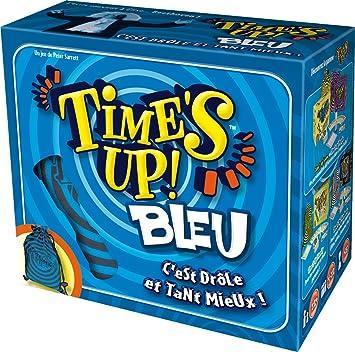 Asmodée TU01S - Times Up!, Juego de Mesa, Color Azul [Importado de Francia]: Amazon.es: Juguetes y juegos