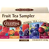 Celestial Seasonings, Fruit Sampler, 18 ct
