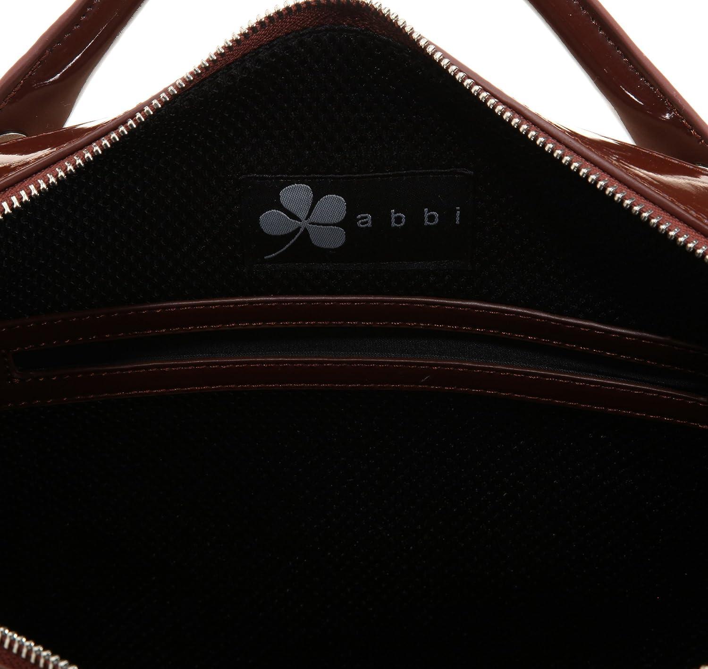 abbi PC Bag Michel Satin Bbriefcase L Size Beige