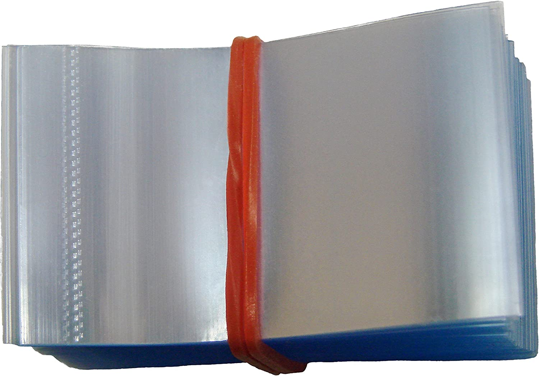 TAMPER SEAL SHRINKBANDS Heat Cellophane Seal 200, 2 3//4-3 Diameter PERFORATED SHRINK WRAP BANDS