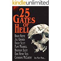 25 Gates of Hell: A Horror Anthology book cover