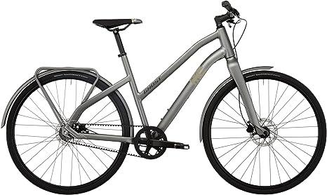 Ghost Square Urban X 7 - Bicicleta urbana Hombre - gris Tamaño del ...
