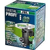 JBL CristalProfi i60 greenline - Filtre intérieur à consommation énergétique réduite pour aquariums de 40 à 660 l