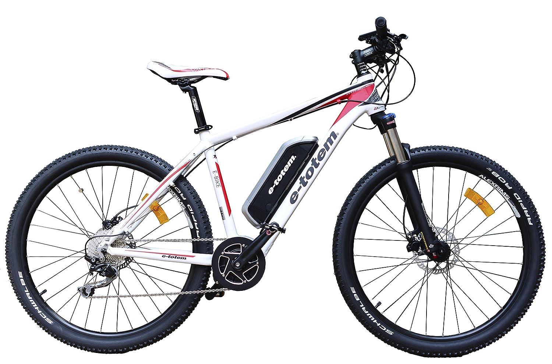 Bicicleta eléctrica montaña e-totem Mashed 27,5
