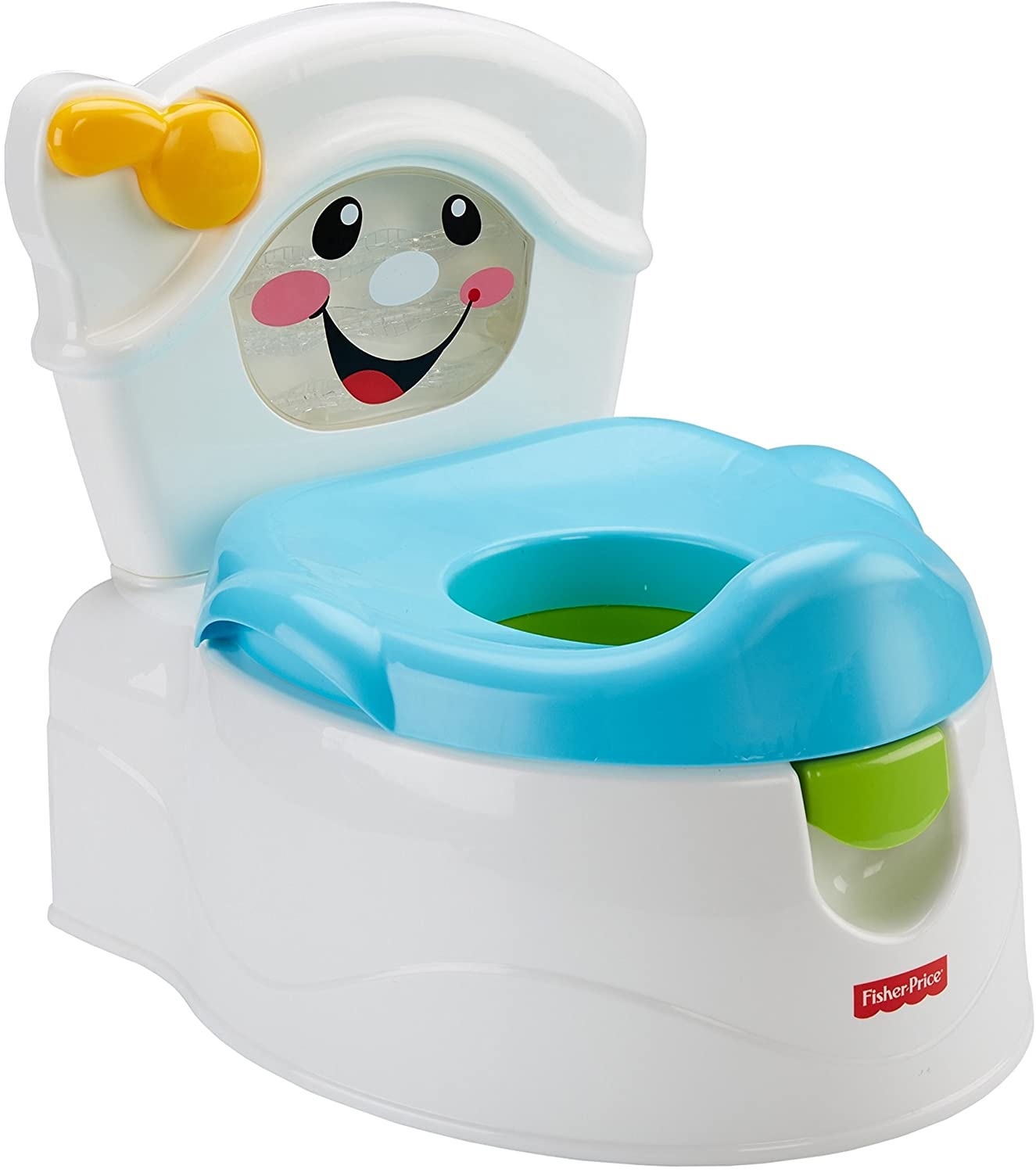 Fisher-Price Learn-to-Flush Potty BMM08