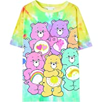 Care Bears Ladies Fashion Shirt - Ladies Classic Clothing Short Sleeve Tee