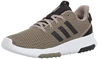 adidas Men's CF Racer TR Running Shoes, Trace Olive/Black/Trace Cargo,