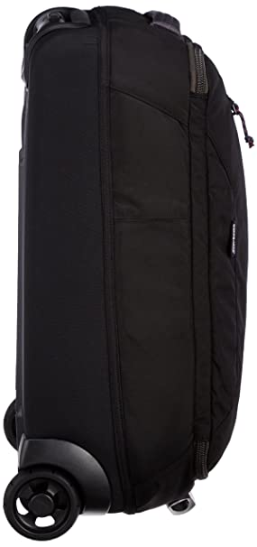 3d61eaf7a3 Patagonia Headway Wheeled Duffel Bag 35L Black  Amazon.co.uk  Clothing