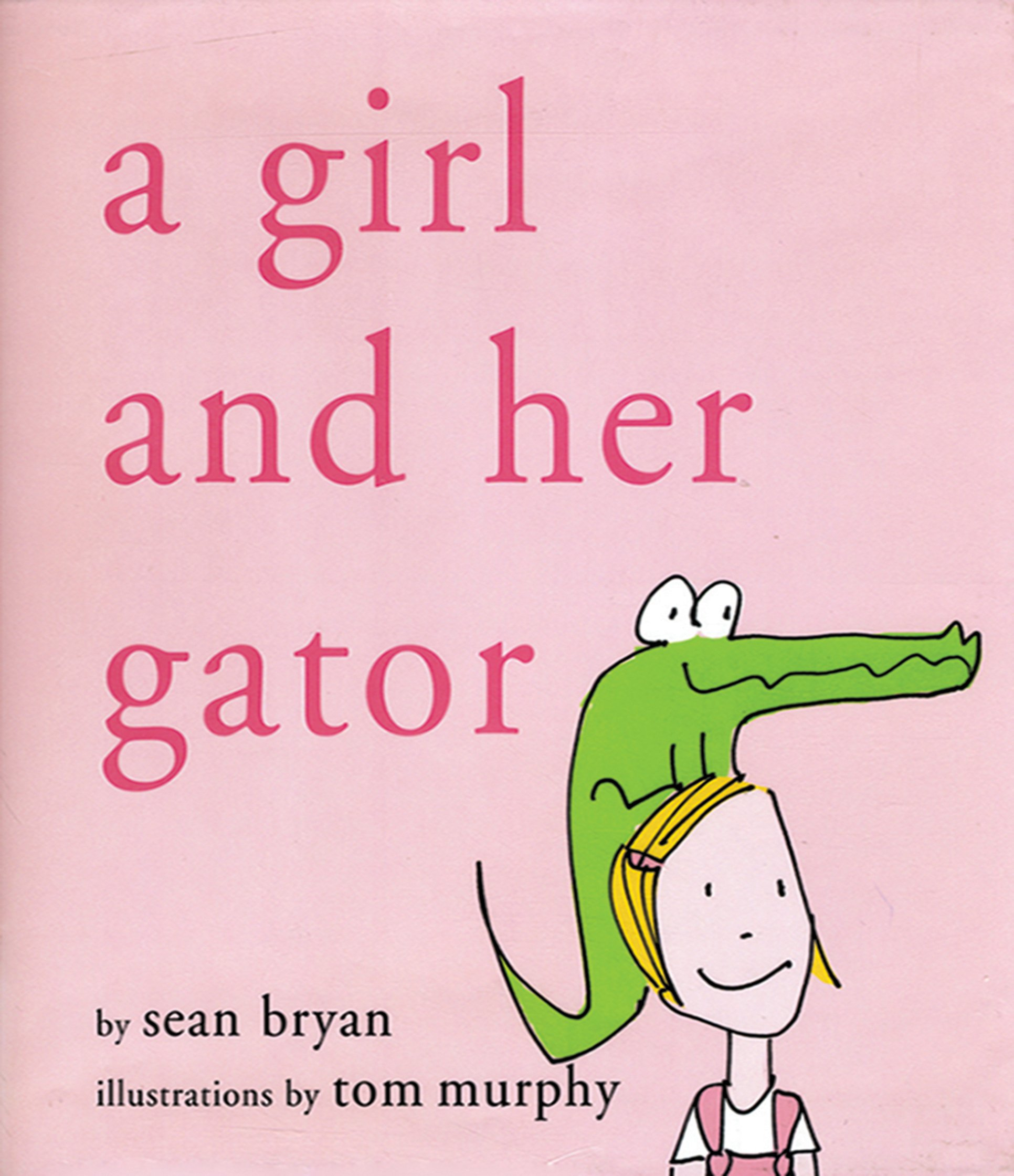 A Girl and Her Gator pdf