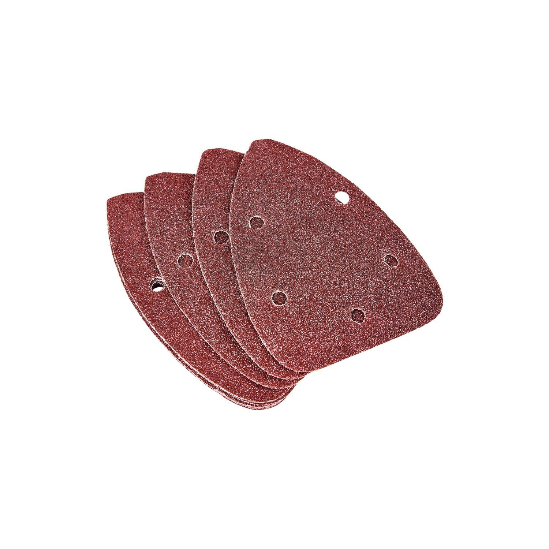 40 Pack Amtech Delta Sanding Sheets 60g 80g 120g 240g Hook /& Loop 3 Year Warranty
