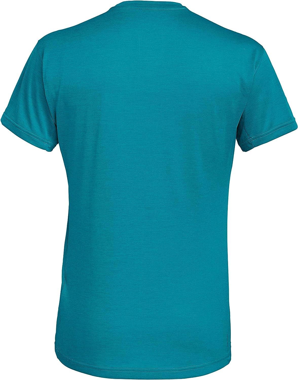Salewa Herren Puez Melange Dry M S//S Tee Hemden /& T-Shirts