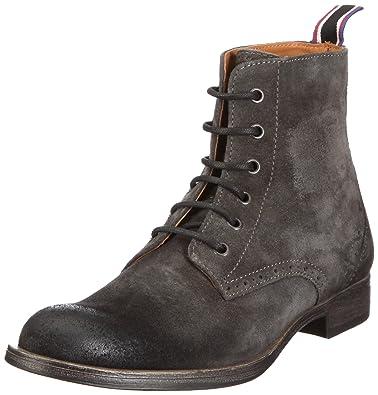 262e00297 Tommy Hilfiger Women s Heather 2 Asphalt Ankle Boot Fw86812969 6 UK ...