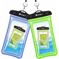 2-Pk. iOrange-E Universal Waterproof Cellphone Case