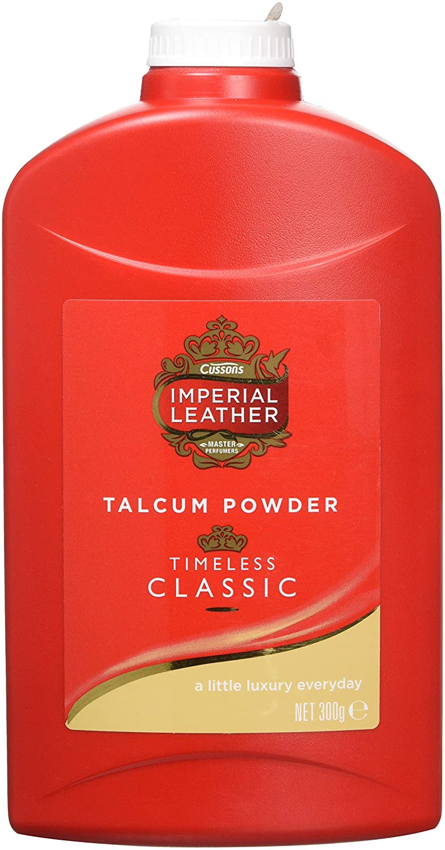 Imperial Leather Original Talcum Powder 300g 65433