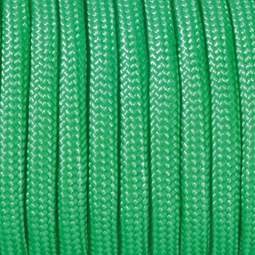 Paracord - Cordoncino per braccialetti, 2 mm x 50 m, colore verde EFCO 1010367