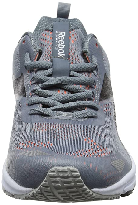 Reebok BD2236, Zapatillas de Trail Running para Hombre, Gris (Asteroid Dust/Black/Wild Orange), 41 EU