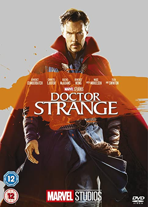 Doctor Strange DVD [Italia]: Amazon.es: Cine y Series TV