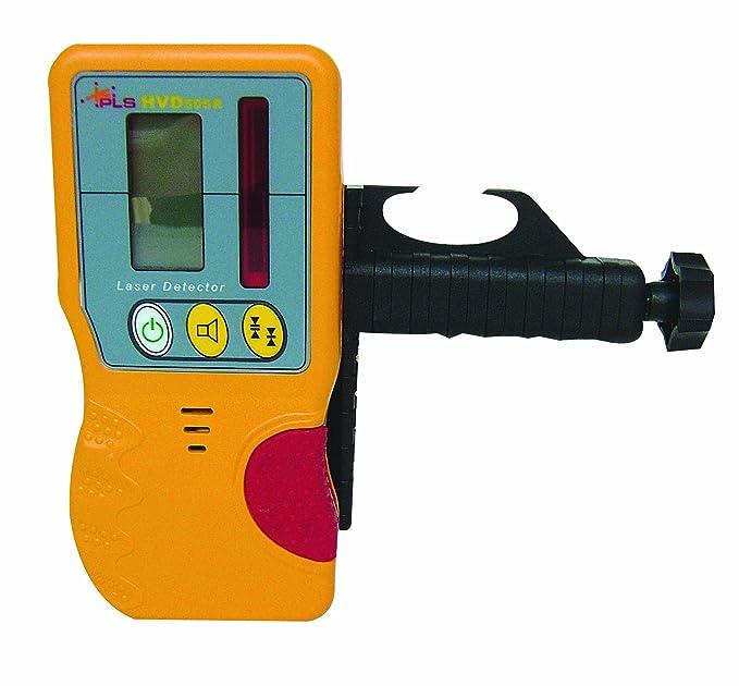 Pacific Laser Systems HVD Detector con abrazadera para HVR505R Nivel haz de láser - Rojo: Amazon.es: Bricolaje y herramientas