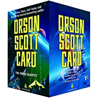 The Ender Quartet Boxed Set: Ender's Game, Speaker for the Dead, Xenocide, Children of the Mind