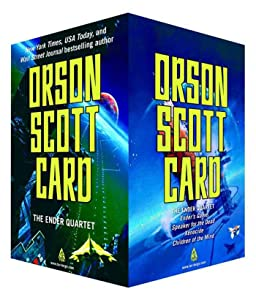The Ender Quartet Boxed Set: Ender's Game, Speaker for the Dead, Xenocide, Children of the Mind (The Ender Quintet)